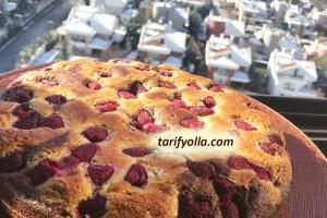 Frambuazlı kek