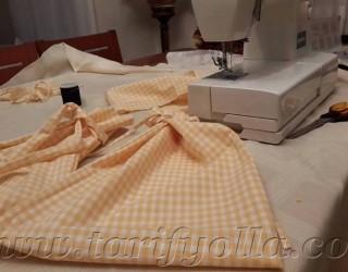bezden mutfak torbası yapımı (erzak torbası)