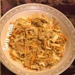 Zengin Soslu Lahana Salatası