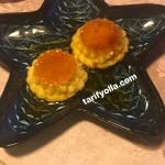 Portakallı Krem Karamelcik
