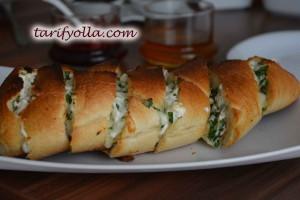 fırında bayat baget ekmek