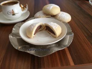 dolgu kurabiye nasıl yapılır