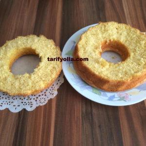 sürpriz pasta yapılışı