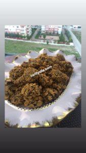 kozalak kurabiye