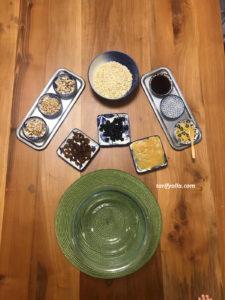 granola nasıl yapılır